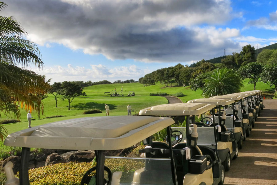 Kahili-Golf-Course