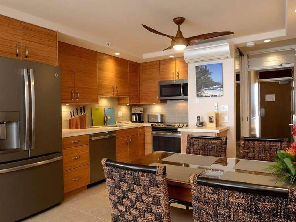 1 Bedroom Ali\'i Ocean View – Condominium – Mana Kai Maui